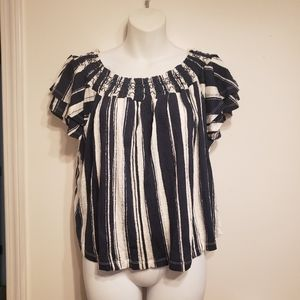 NWT Living doll top size M